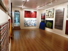 artists studios   Abstract Art Lessons   Learn to Paint Classes   How to Paint   Art ...