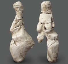 Female statuette from the Gravettian era (23,000 years ago), found near Amiens, France
