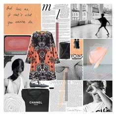 """""""i'm just with my friends online and there's things we'd like to change. ✲"""" by same-sunset ❤ liked on Polyvore featuring Whiteley, NARS Cosmetics, Chanel and yoins"""