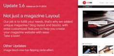 Circle Flip: Responsive WordPress Multipurpose Theme