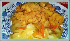 Krupicový zemiakový šterc (fotorecept)