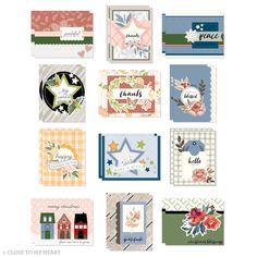 Look no further! We have all the handmade card inspiration you could want righ there. Check it out. #cardmaking #crafting