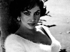 Gina Lollobrigida, one sexy bitch! I think I've done my part in holding up her name!