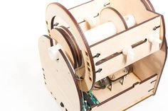 electric spinning wheel plans and instructions