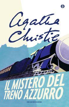 il mistero del treno azzurro - Cerca con Google