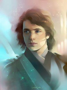 Anakin Skywalker Art