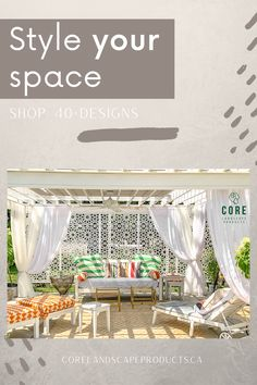 Style Me Pretty Living, Property Brothers, Privacy Screens, Outdoor Art, Home Renovation, Garden Design, Landscaping, Core, Gardening