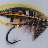 Black Doctor - Classic Salmon fly