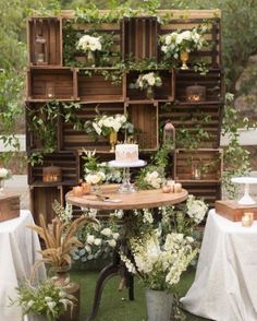 diy wedding decorations on a budget. from 'gold branch centerpieces' to 'tissue pom poms' check out these super chic diy wedding decorations that will save you a tonne of c. Chic Wedding, Trendy Wedding, Wedding Reception, Wedding Ideas, Wedding Vintage, Wedding Blog, Wedding Rustic, Wedding Country, Vintage Diy