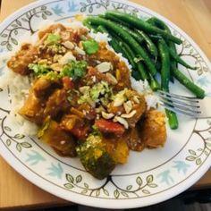 Chef Johns Peanut Curry Chicken - Allrecipes.com