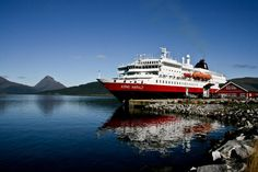 Kong Harald in Kirkenes | Gabriele Hajok | Hurtigruten ASA