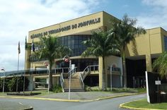 Camara de Vereadores de Joinville. #joinville