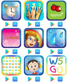 Childrens AR/VR mobile Learning App's   No wi-fi, No in-app purchases.     #mobile #games #children #kids #apps #learn #learnenglish #explore #w5go