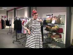 """Video """"Il Foulard - Fashion for charity"""" di Diffusione Tessile per GRADE Onlus"""