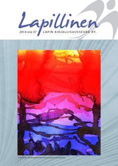 Lapillinen 2014 nro 37 #kirjallisuuslehti #kulttuurilehti #Lappi #kirjat #kirjailijat