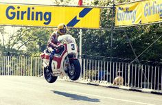 Onboard With Joey Dunlop At The 1983 Isle of Man