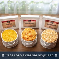 Southern Sides - Pick 2 - 2 Creamed Corn