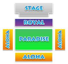 Chiefs Luau Seating Chart