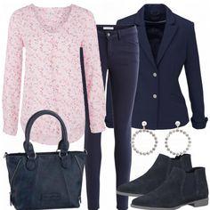 Business Outfits: SmartGirl bei FrauenOutfits.de ____ #freizeitoutfit #freizeit #damen #alltag #mode #fashion #frauenmode #damenmode #stiefeletten #casual #kleidung