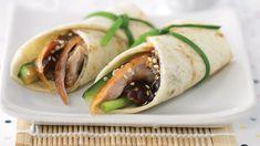 Peking duck wraps recipe - 9Kitchen