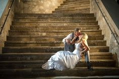 Photo by Paris Studios   Cambridge Mill Wedding