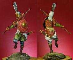 Figures: Janissary of Ottoman Empire
