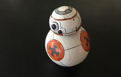 Make This Mini <em>Star Wars</em> BB-8 Ball Droid with a HackedSphero