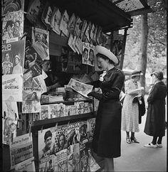 Marcel Bovis- Paris 1938