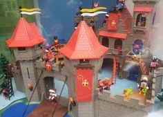 'Etalage' Het kasteel van Sinterklaas