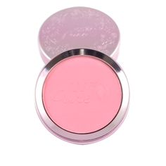 100% Pure blush is the first and only of its kind to be made from antioxidant rich fruit and vegetable pigments. All the antioxidants and vitamins in fruits are in the actual color, so you will be applying all the healthy nutrients of the fruits