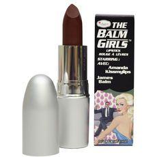 Rouge à lèvres The Balm Girls – Amanda Kissmylips