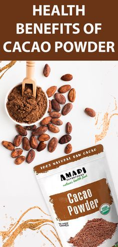 Cacao is the perfect way to satisfy your cravings for chocolate without overloading your system with processed sugar. Our cacao powder is manufactured using the finest premium unfermented cacao beans and is sun-dried raw for two weeks to give time in marinating for a well developed robust taste.