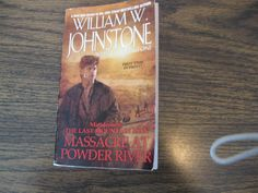 Johnstone(Massacre At Powder River)