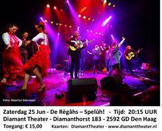 25 Jun - De Règâhs – Spelûh!   - Diamant Theater - http://www.oktip.nl/25-jun-regahs-speluh-diamant-theater/