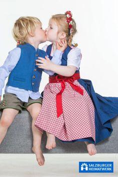 Salzburger Heimatwerk - unser Tipp für schöne Dirndl, Lederhosen, Trachtenkleidchen und Janker für Kinder. Summer Dresses, Fashion, Jackets, Kids, Moda, Sundresses, La Mode, Fasion, Summer Clothing