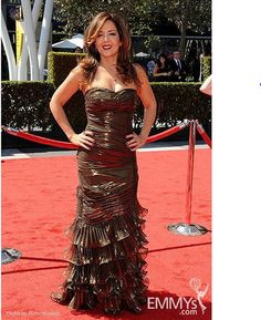 Maria Canals-Barrera in a Dress by DALIA MACPHEE