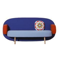 Float Sofa 206 Purple now featured on Fab.