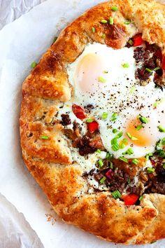 Breakfast Galette :