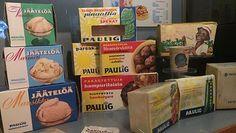 Muistatko vielä ajan, kun kahvitehdas Paulig valmisti myös pakastetuotteita? Pakasteiden valmistus aloitettiin Suomessa itse asiassa jo 1940-luvulla.