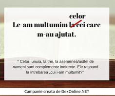 Dexonline promoveaza limba romana vorbita corect #salveazalimbaromana #gramatica School, Romania, Schools