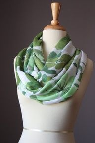 Who says scarves are solely winter accessories?
