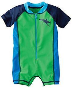 Swimmy Rash Guard Baby Suit