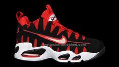 Nike Air Max NM Black/Red