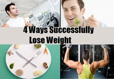 4 Tips To Successfully Lose Weight