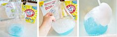 NO-GRATE homemade laundry detergent