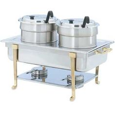 Double soup buffet chafer 7 1/4 quart  can this be rented?