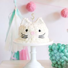 It's is just purr-fect for your little girlies via happywishcompany.