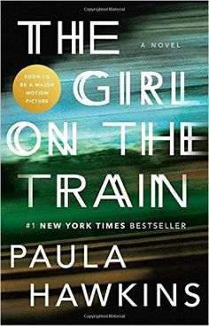 """The #1 New York Times Bestseller, USA Today Book of the Year, soon to be a major motion picture. Nominated for the 2016 Holden-Crowther Book Award.   The debut psychological thriller that will forever change the way you look at other people's lives.   """"Nothing is more addicting than The Girl on the Train.""""—Vanity Fair (affiliate)"""