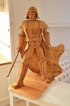 Gingerbread Darth Vader