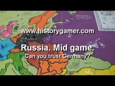 ▶ Diplomacy play Russia. Part 12 of 12. - YouTube